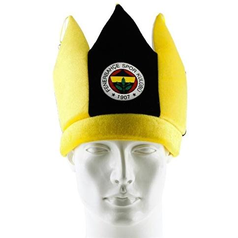 Fenerbahçe Fenerbahçe Lisanslı Kral Festival Şapka Renkli